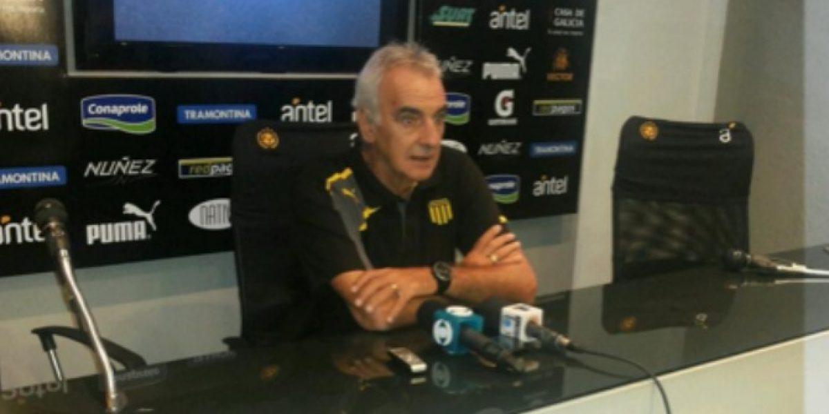 Jorge Fossati regresa a Uruguay para transformarse en técnico de Peñarol