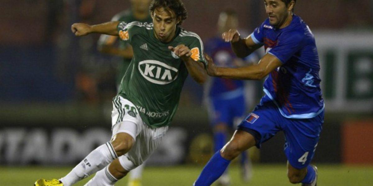 Entrenador de Palmeiras valoró reaparición de Jorge Valdivia