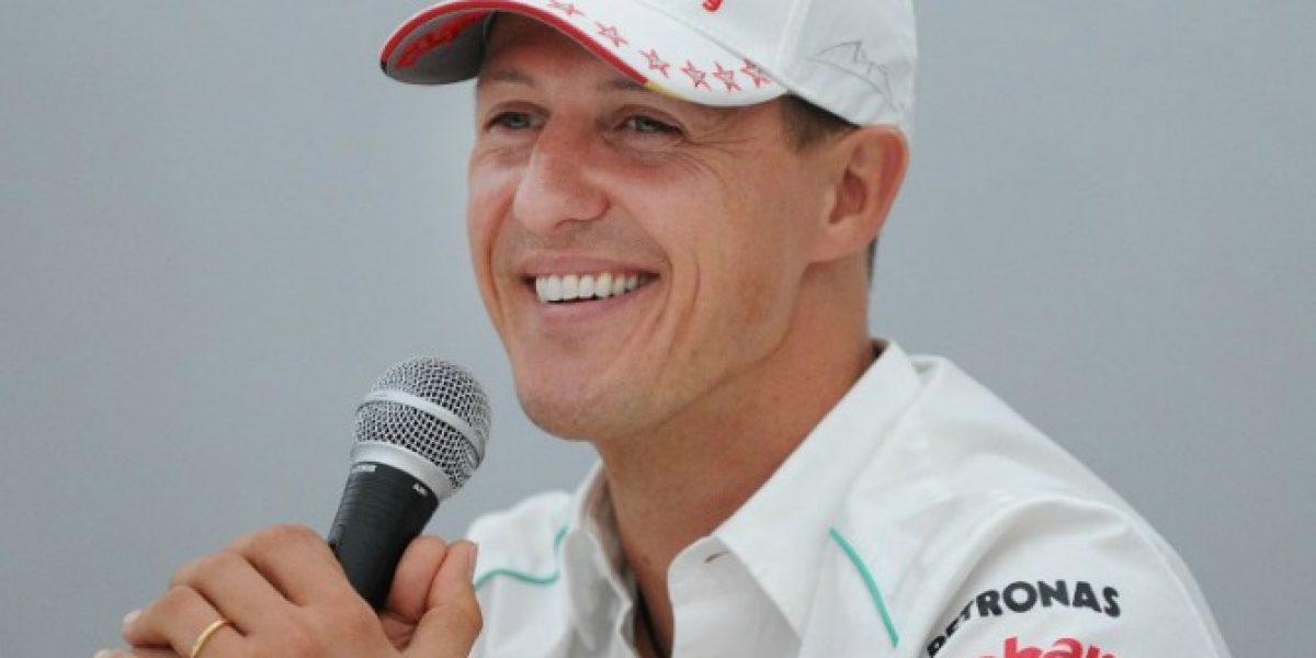 Schumacher cumple un mes en coma y los médicos no son optimistas con su salud