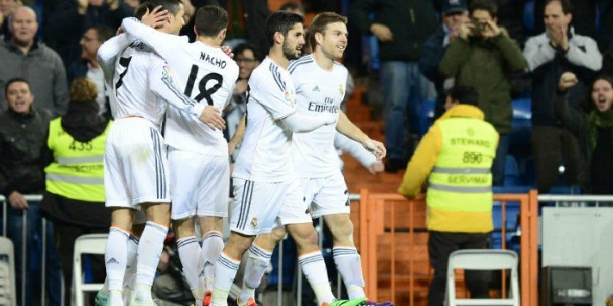 ¡Hala Madrid!: Los merengues derrotan al Espanyol y superan varios records