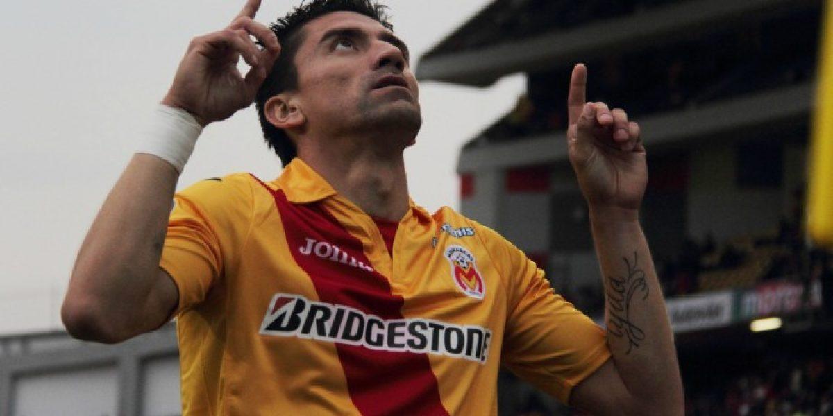 Video: Así fue el primer gol de un chileno en la Copa Libertadores 2014