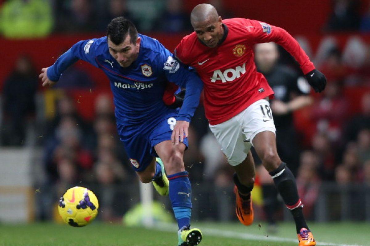 © 2014 Manchester United FC. Imagen Por: