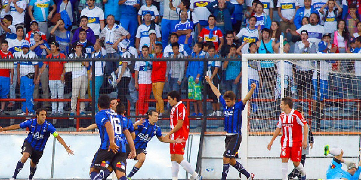 Universidad Católica no pudo ante un eficiente Huachipato en la Copa Chile