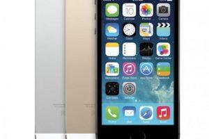 iPhone 5S (2013) Foto:Apple. Imagen Por: