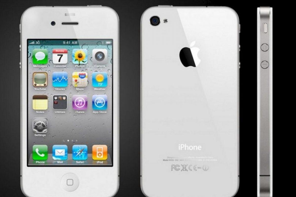 iPhone 4S (2011) Foto:Apple. Imagen Por: