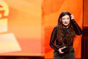 Ganadora de dos premios en los Grammy 2014 Foto:Getty image. Imagen Por: