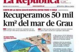 La República. Imagen Por: