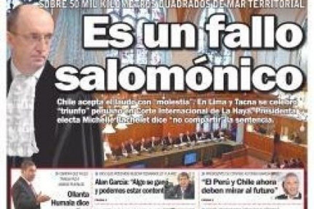 Expreso. Imagen Por: