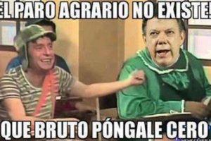 Juan Manuel Santos, presidente de Colombia. Foto:Facebook. Imagen Por:
