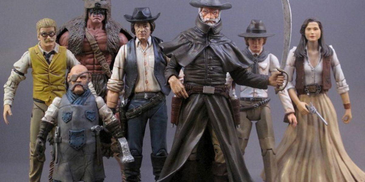 Así serían los personajes de Star Wars en el Viejo Oeste