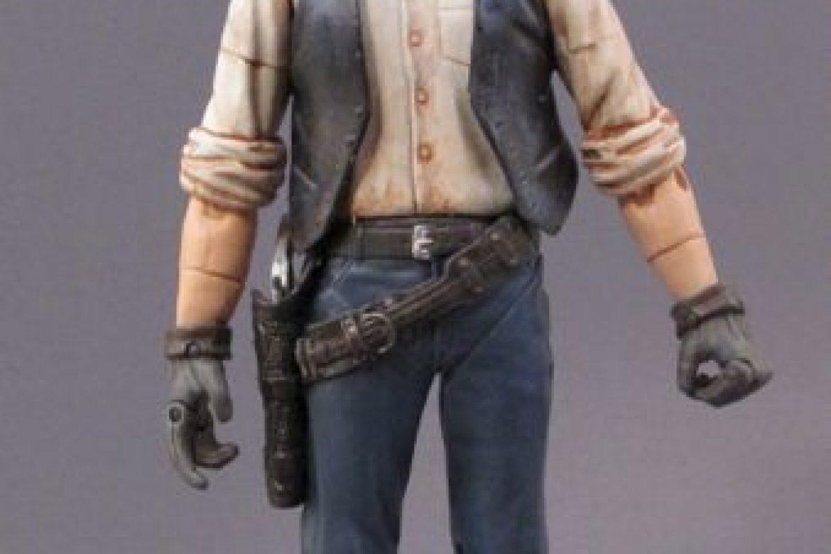 Hank Solomon – Es un traficante de armas y contrabandista con los rebeldes al sur de la frontera. Foto:sillof.com. Imagen Por:
