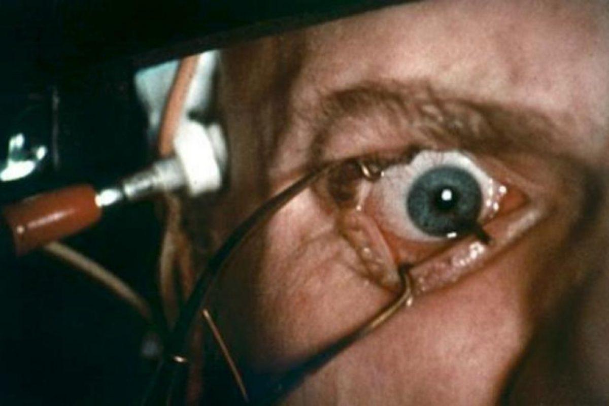 Una imagen de la película La Naranja Mecánica, de Stanley Kubrick. Foto:Tumbrl.com. Imagen Por: