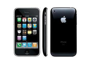 iPhone 3G (2008) Foto:Apple. Imagen Por: