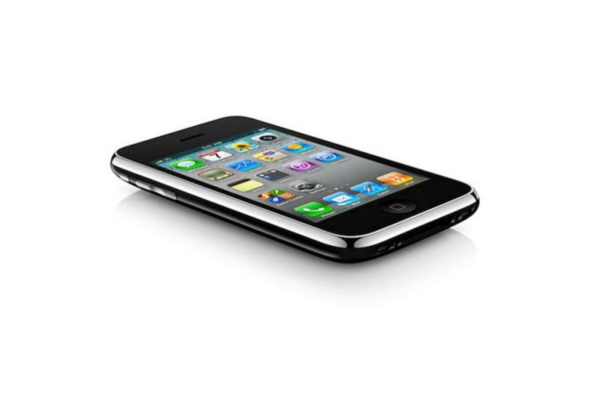 iPhone 3GS (2009) Foto: Apple. Imagen Por: