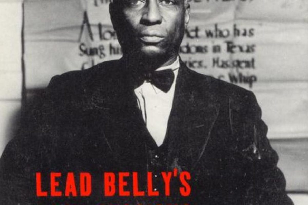 "Leadbelly, ""Leadbelly's Last Sessions Vol. 1″ Foto: google.com. Imagen Por:"