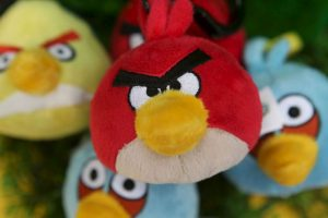 Angry Birds Foto: getty images. Imagen Por: