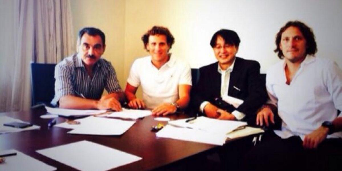 Cifra récord: El millonario sueldo que recibirá Diego Forlán en Japón