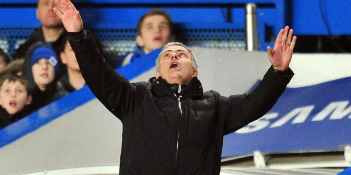 Mourinho se saca la presión:
