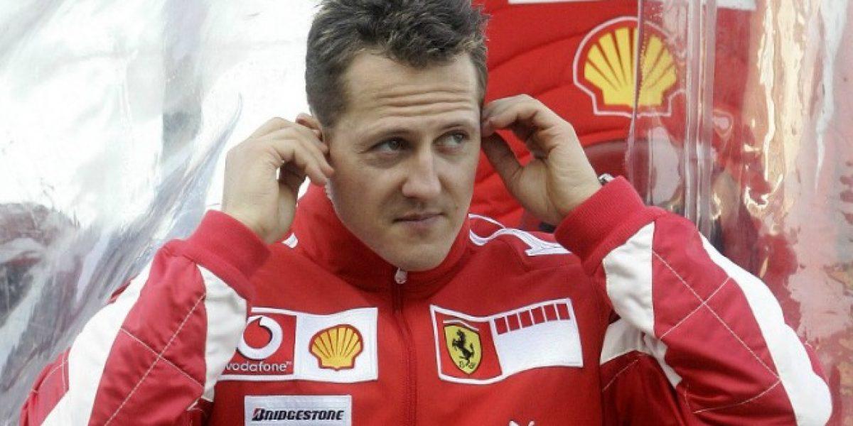 Schumacher sigue estable y su entorno desmiente rumores sobre su estado