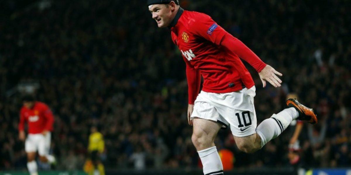 ¡Tremendo sueldo!: Figura de Inglaterra renovó contrato por el Manchester United