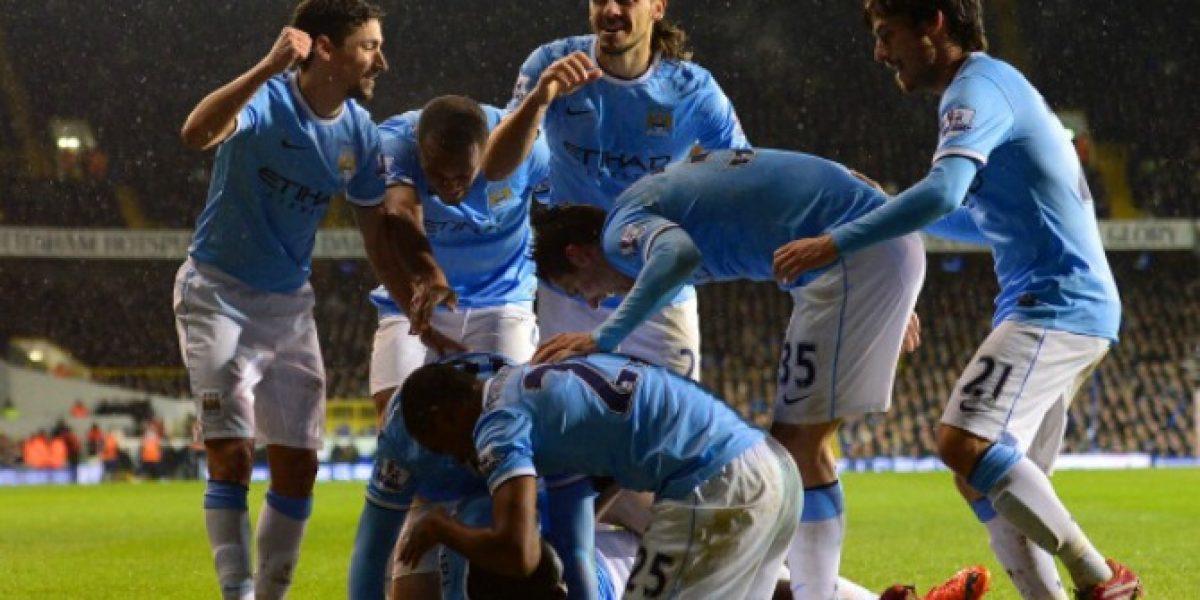 La masacre no para: City goleó al Tottenham y es el único puntero de la Premier League
