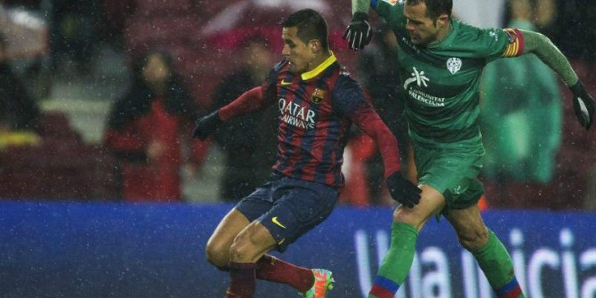 Delirio por Alexis: así reaccionaron en Twitter tras el doblete de Sánchez