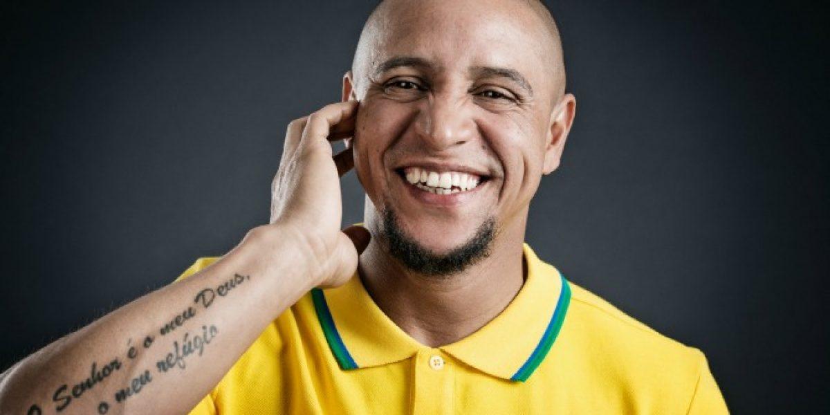 Entrevista con Roberto Carlos: