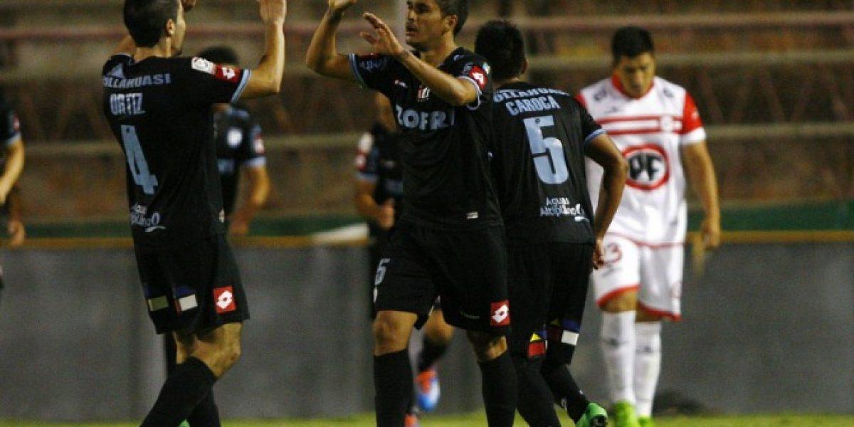 Iquique venció a San Felipe y mira de reojo la final de Copa Chile