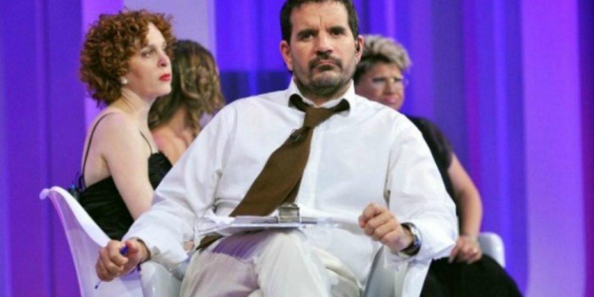Vasco Moulian confiesa que fue alcohólico y su mujer perdió un hijo