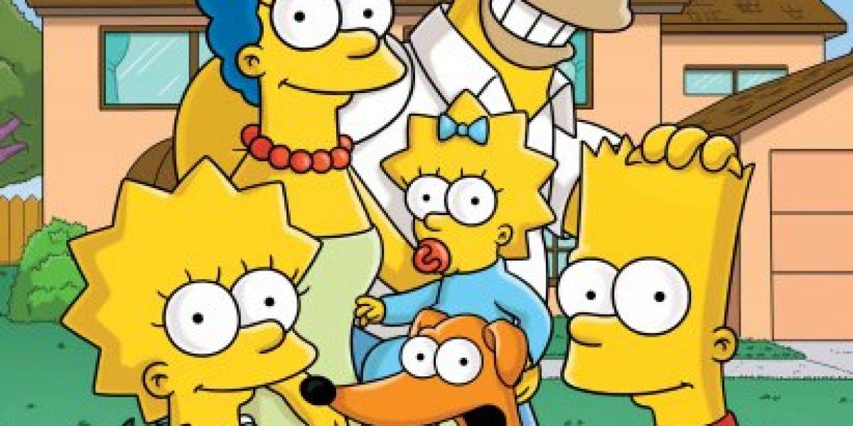 Fox rinde homenaje a los Simpson con emisión especial