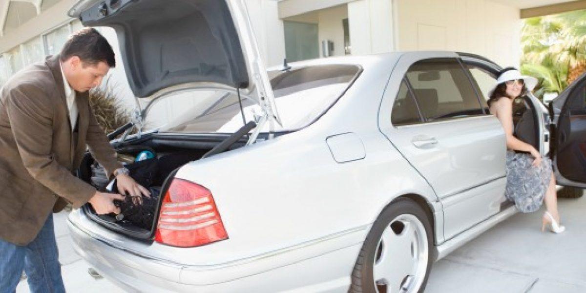 El dinero que se gasta al salir de vacaciones en auto