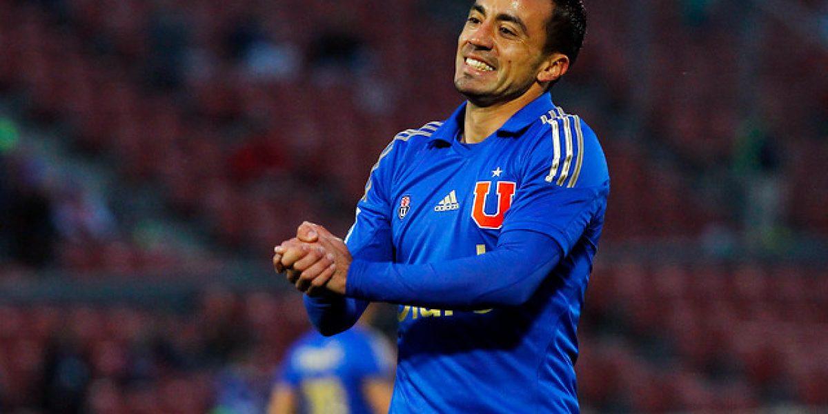 Así formaría Universidad de Chile en el primer duelo de Copa Libertadores
