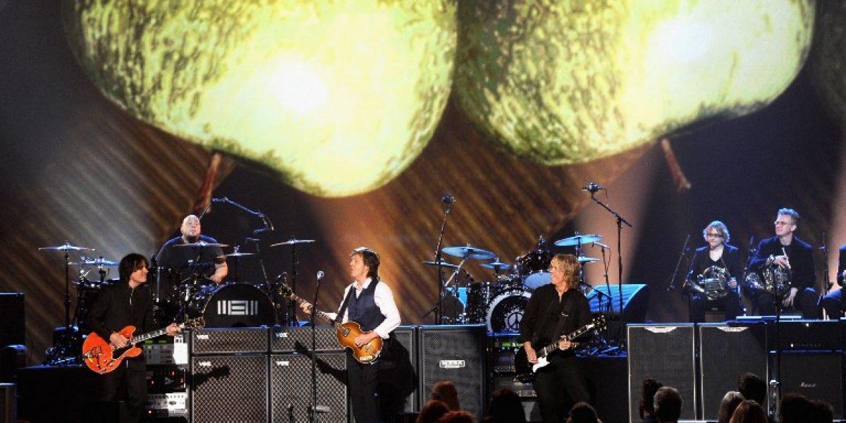 Paul McCartney reedita