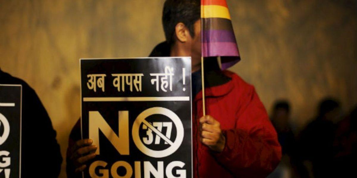 En este país los homosexuales pueden ser condenados a 10 años de prisión