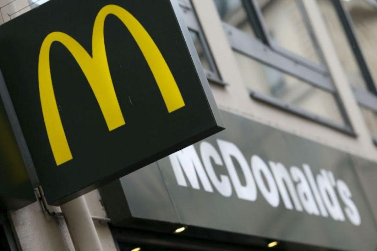McDonalds Foto:AFP. Imagen Por: