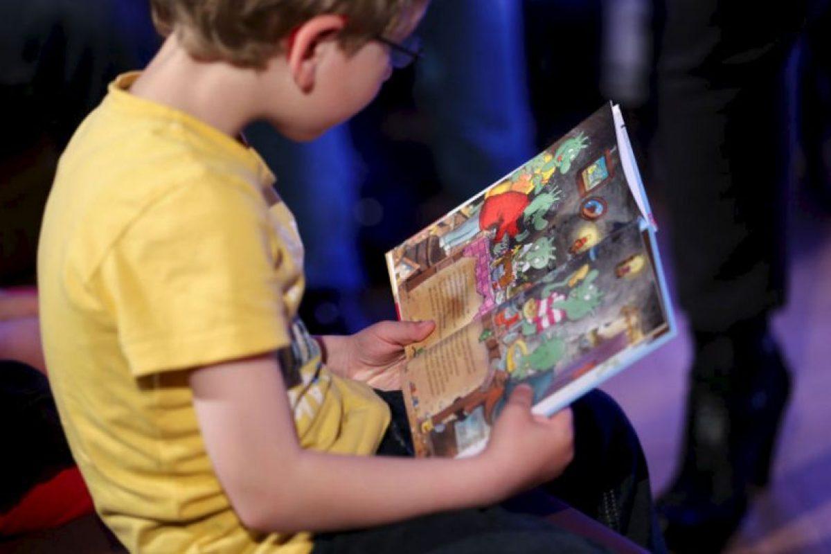 Los niños ya tendrán qué leer. Foto:getty images. Imagen Por: