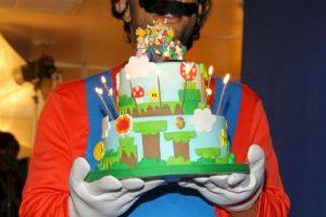 Mario da la cara por Nintendo. Foto:getty images. Imagen Por: