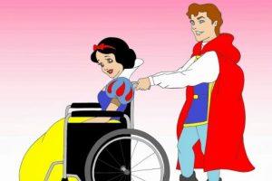 Blancanieves y el Príncipe Foto:humorchic. Imagen Por: