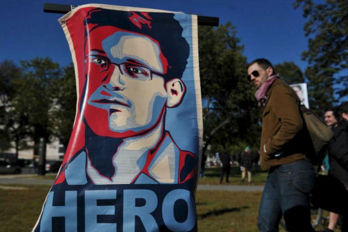 Algunos lo consideran un héroe. Foto:AFP. Imagen Por: