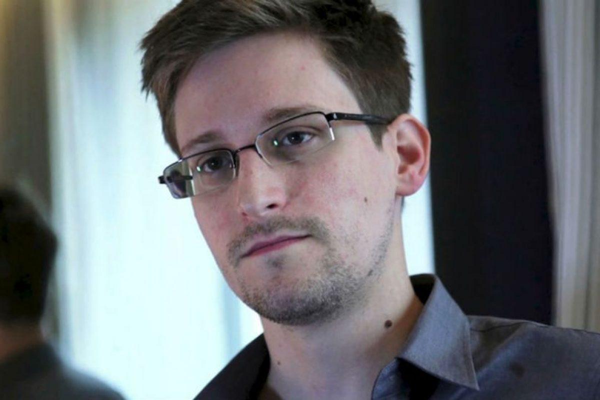 El ex analista de la CIA ahora vive en Rusia Foto:AP. Imagen Por: