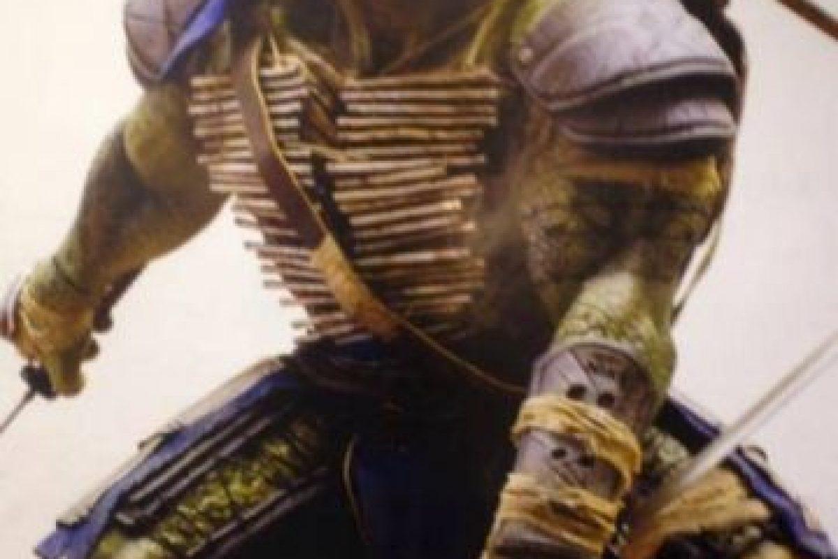 Leonardo se vería así Foto:twitter.com. Imagen Por: