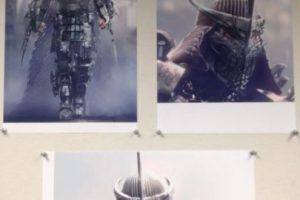 El despedazador o The Shredder lo veríamos de la siguiente manera Foto:twitter.com. Imagen Por: