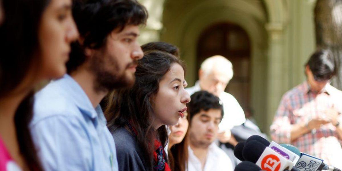 FEUC: Si con Eyzaguirre teníamos duda, con Peirano se confirma profunda desconfianza