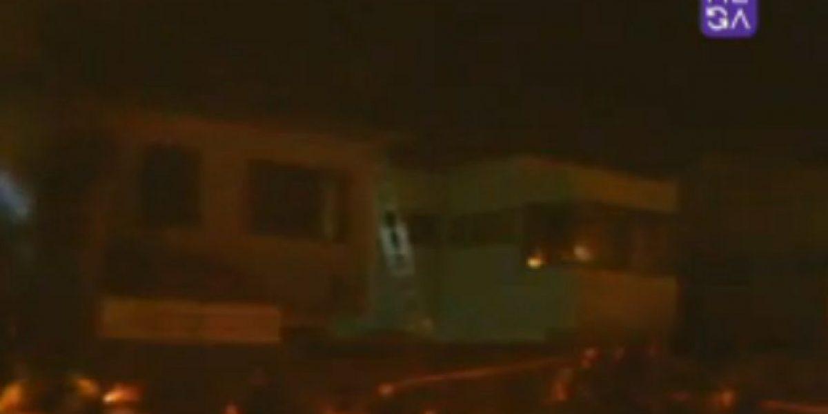 Hombre murió calcinado al interior de una discoteque de Pichilemu