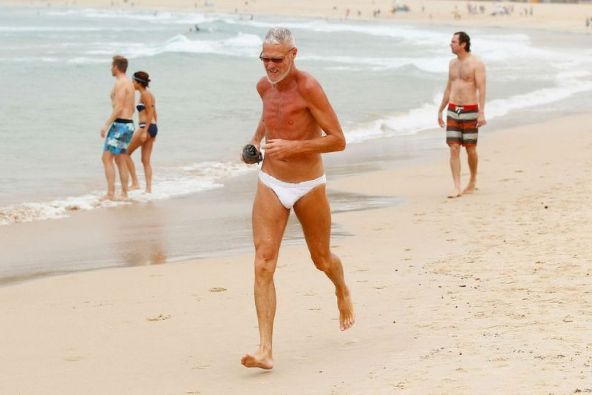 Y ser tan saludables como él. Foto:getty images. Imagen Por: