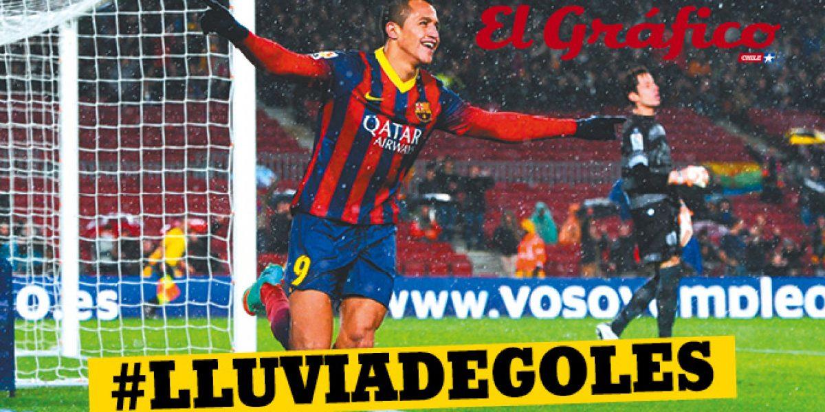 Alexis vuelve a ser de Maravilla: Los elogios a Sánchez no paran en España