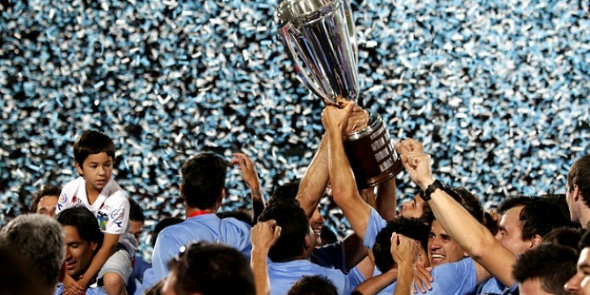 Sale del top ten: Liga chilena se ubica entre las 20 mejores del mundo
