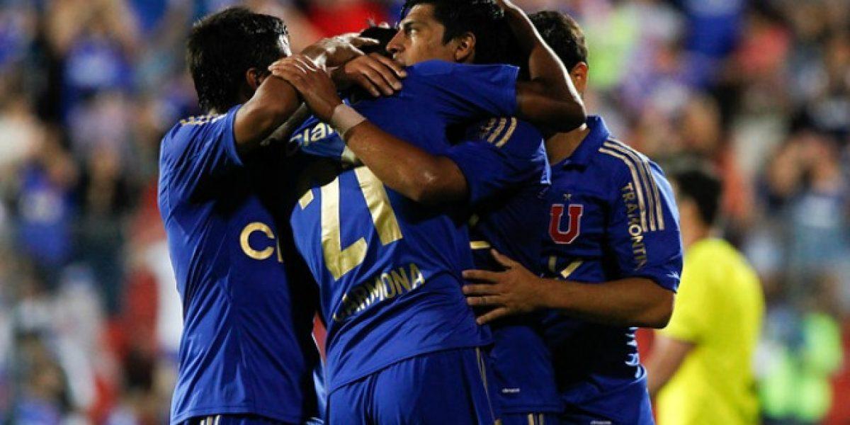 El premio que recibirá el plantel de la U por acceder a la fase grupal de la Libertadores