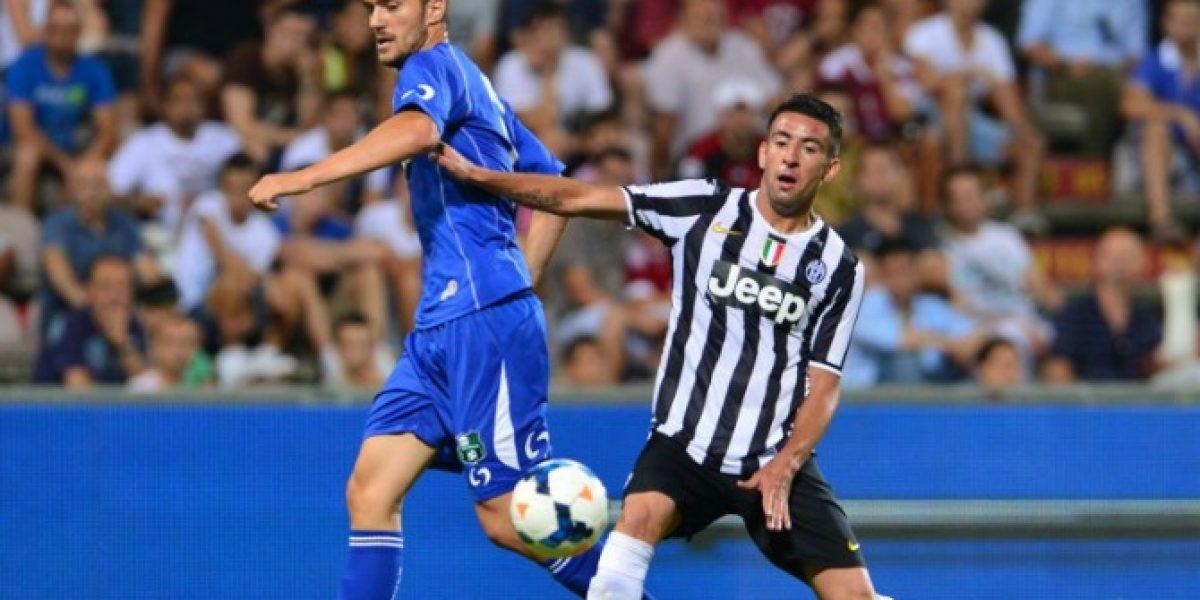 En Italia aseguran que Mauricio Isla es opción para el Borussia Dortmund