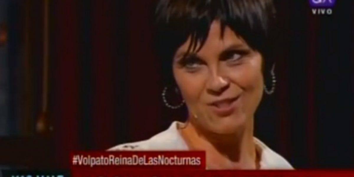 Paola Volpato confesó repugnante anécdota con un taxista